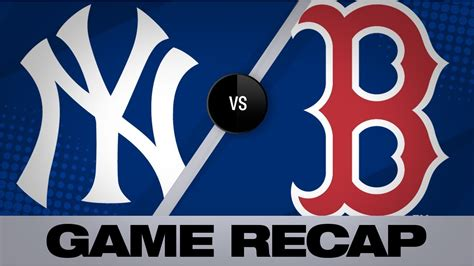 Bogaerts powers Sox to 19-3 win over Yanks | Yankees-Red ...