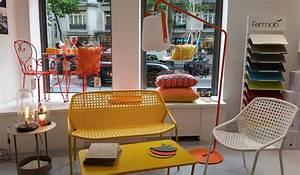 Fermob Salon De Jardin : mobilier de jardin et terrasse raspail fermob paris ~ Teatrodelosmanantiales.com Idées de Décoration