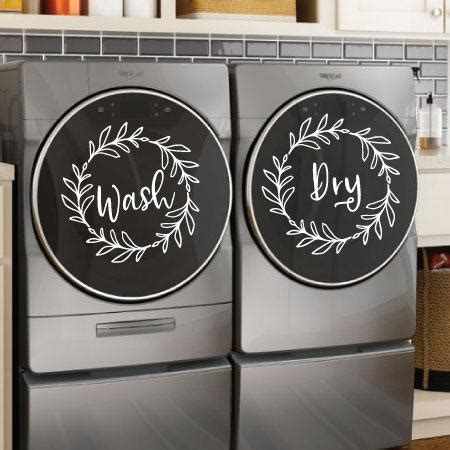 wash  dry wreaths wall quotes decal wallquotescom