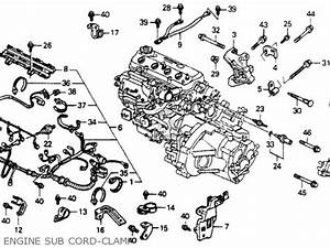 honda accord vtec dohc engine diagram honda get free With 1990 honda civic engine diagram besides 1996 honda accord valve cover