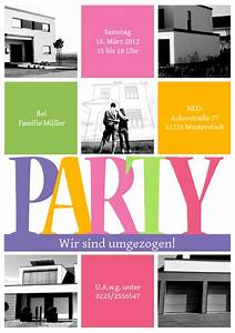 Einladung Zur Einweihung : einladung einweihung partytime ~ Lizthompson.info Haus und Dekorationen