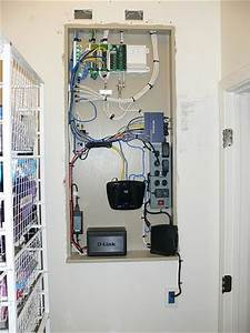Imgs For  U0026gt  Home Network Closet