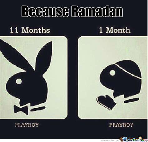 Ramadhan Meme - because ramadan by sniper90 meme center