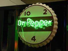 dr pepper clocks for sale