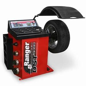 RangerDST-2420 Dynamic Wheel Balancer