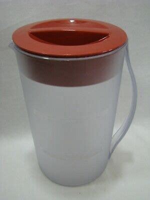 These filters are available at most grocery stores. Mr. Coffee Replacement 2 Quart Pitcher for Iced Tea Pot Maker Red Lid TM1   eBay