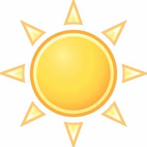 Weather Clear Clip Art at Clker.com - vector clip art ...