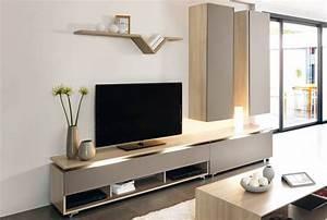 Banc Tv Suspendu : composition 11 biblioth ques meubles tv meubles gautier ~ Teatrodelosmanantiales.com Idées de Décoration
