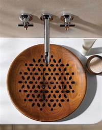 nice wood bathroom sinks 30 Extraordinary Sinks That You Will Not Find In An Average Home