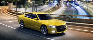 2017 Dodge Charger - Performance Features