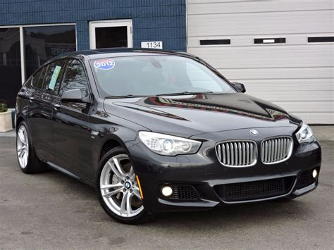 Bmw 550i by Used 2012 Bmw 550i Xdrive Gt Gran Turismo 550i Xdrive At