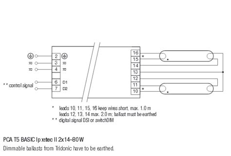 Tridonic Electronic Ballast Wiring Diagram by Fluoescent Ballast Advice Required Diynot Forums