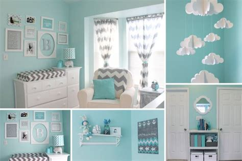 deco chambre b b gar on une chambre de bébé bleue et grise c 39 est ça la vie