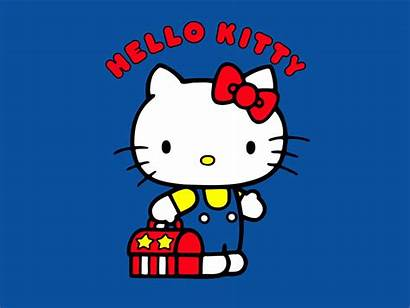 Kitty Hello Desktop Background Wallpapers Cliparts Vector