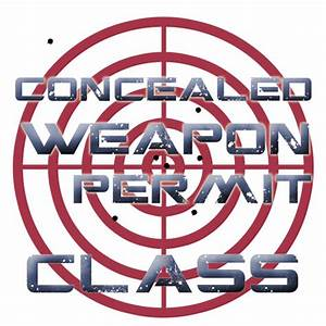 Concealed Weapons Permit (CCW/CWP) Class - DaytonCCW.com