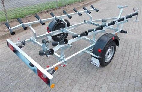 anhänger 500 kg schlauchbootanh 228 nger 500kg pongratz pba 500 u s