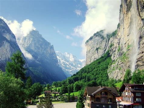 Places To See Before You Die Lauterbrunnen Valley