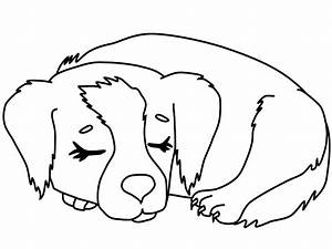 Realistic Dog Coloring Pages - Coloring Home