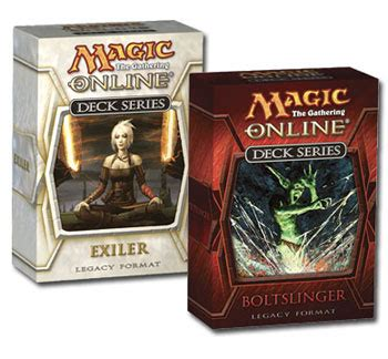 Magic Online Deck Series Decklists  Magic The Gathering