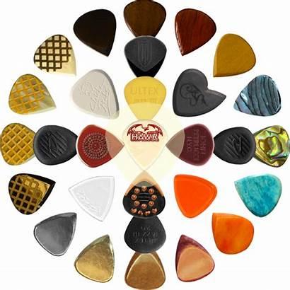 Guitar Picks Types Pick Hawk Pedals Destiny