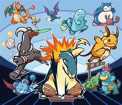 Pokemon Heartgold Soulsilver Hgss Rpg