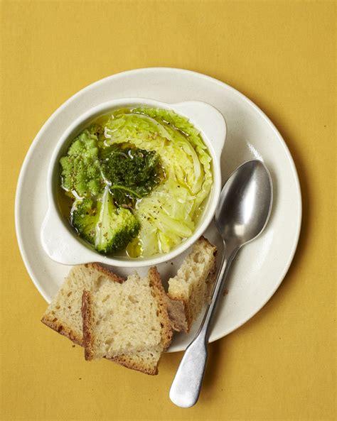 cuisine chou vert soupe kale brocoli chou vert et chou romanesco pour 6