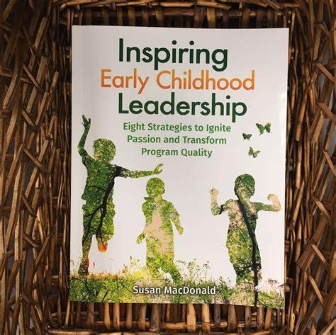 inspiring early childhood leadership eccdc