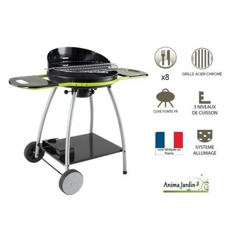 barbecue cingaz pas cher barbecue charbon de bois isy fonte 3 sur roue achat vente pas cher allumage facile