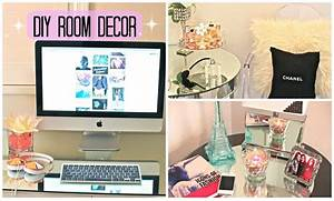 Diy Decorating Ideas For Rooms by DIY Room Decor Cute Affordable YouTube