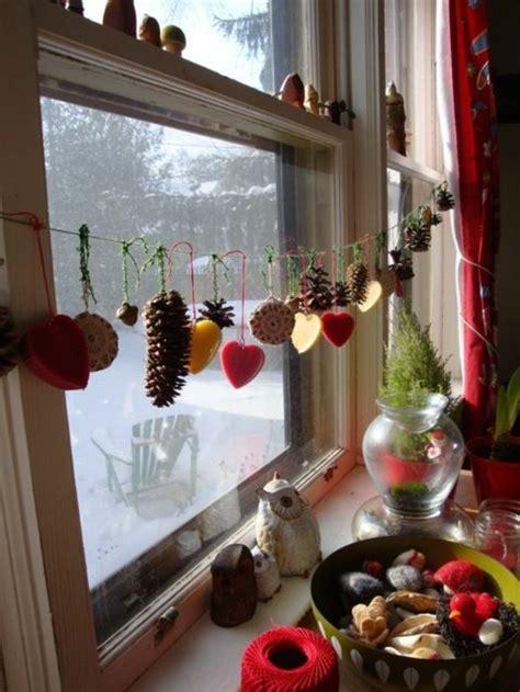 fensterdeko selber machen bezaubernde winter fensterdeko zum selber basteln archzine net