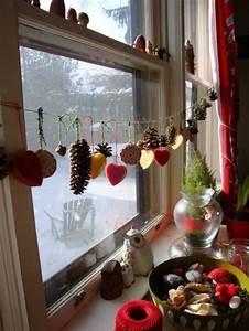 Weihnachtsdeko Zum Selber Basteln : bezaubernde winter fensterdeko zum selber basteln ~ Whattoseeinmadrid.com Haus und Dekorationen