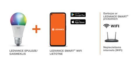 Smart+ Wi-Fi: Viedais apgaismojums pirksta pieskāriena ...