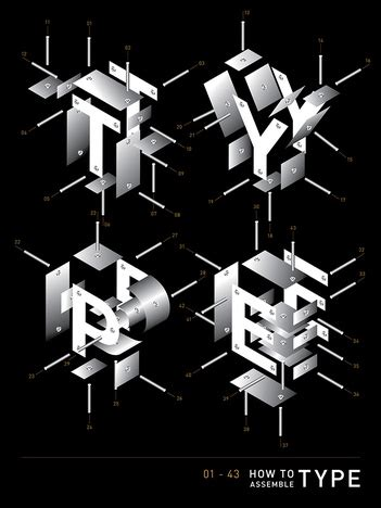 typography 3 graphis
