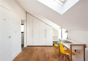 Rangement Sous Bureau : astuces rangement grenier pour mieux organiser l espace sous le toit ~ Teatrodelosmanantiales.com Idées de Décoration