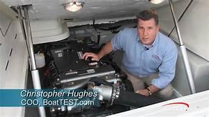 Yanmar 8lv 370 Engine Test 2011- By Boattest Com