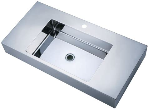 stainless steel kitchen sinks canada stainless steel large bowl kitchen sink 250807 canada 8273