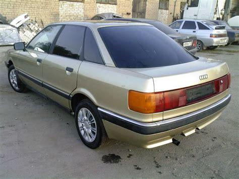 1987 Audi 90 Photos 23 Gasoline Ff Manual For Sale