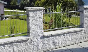 Gartenzaun Aus Beton : mauer zaun ~ Sanjose-hotels-ca.com Haus und Dekorationen