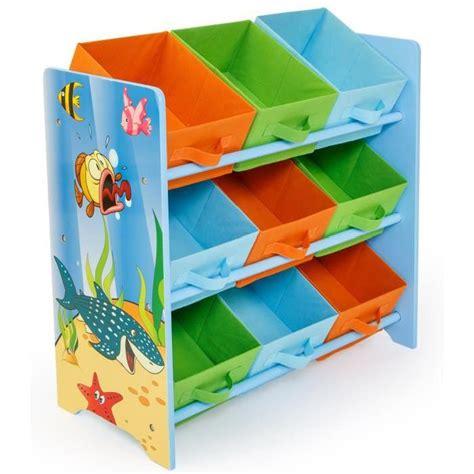 meuble de rangement pour enfant motif poissons achat vente petit rangement 6037657283641