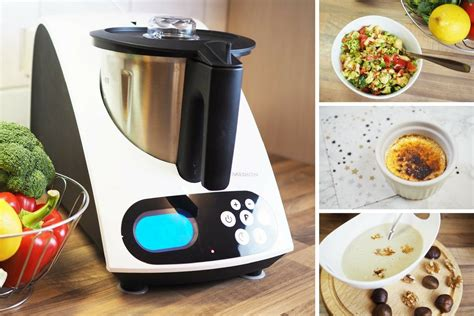 Rezepte Für Die Küchenmaschine Mit Kochfunktion Medion Md