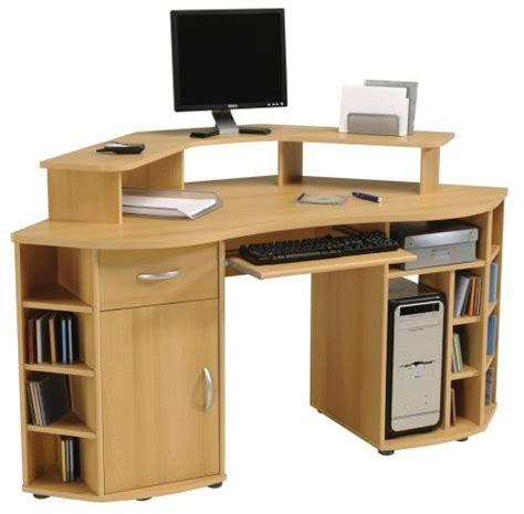 bureau informatique cdiscount meubles informatique d angle
