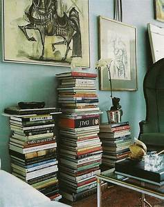 Top, 10, Stylish, Ways, To, Decorate, Your, Home, With, Books