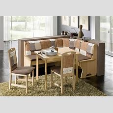 21 Spacesaving Corner Breakfast Nook Furniture Sets (booths