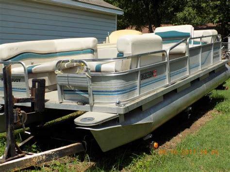 Used Pontoon Boats Tulsa Ok by Playbuoy Pontoon For Sale