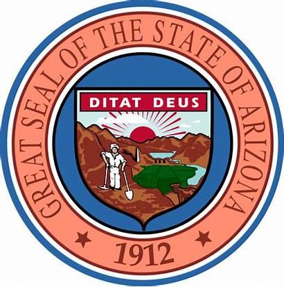 Arizona State Seal Svg Az Seals Probably