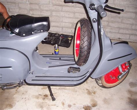 modern vespa vintage owners show your custom paint