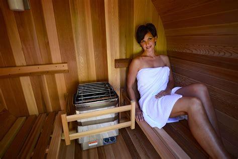 quesl sont les  types de sauna differents