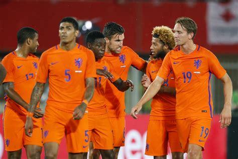 Thuisshirt nederland ek 2021 (maat l). Samenvatting Oostenrijk - Nederland | EK voetbal 2016