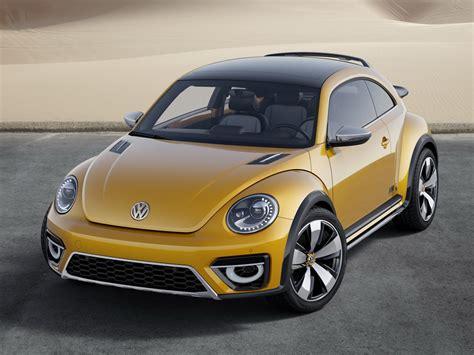 volkswagen beetle new volkswagen beetle dune concept pictures and details