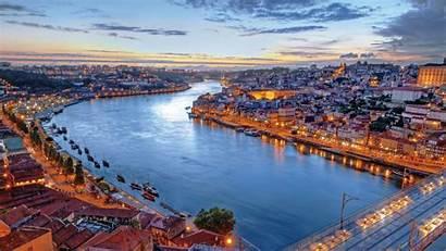 Portugal Lisbon River Background